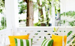 71 Beautiful Swing Models For Your Front Or Back Porch 40