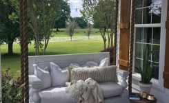 71 Beautiful Swing Models For Your Front Or Back Porch 52