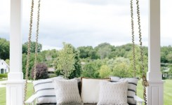 71 Beautiful Swing Models For Your Front Or Back Porch 59