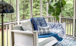 71 Beautiful Swing Models For Your Front Or Back Porch 68