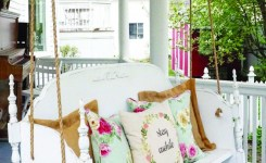 71 Beautiful Swing Models For Your Front Or Back Porch 7