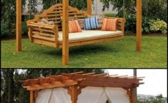 71 Beautiful Swing Models For Your Front Or Back Porch 70