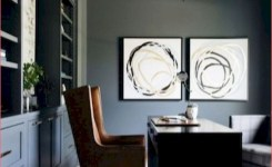 41 Adorable Masculine Fice Decor Ideas On Moody Home Office Of Moody Home Office