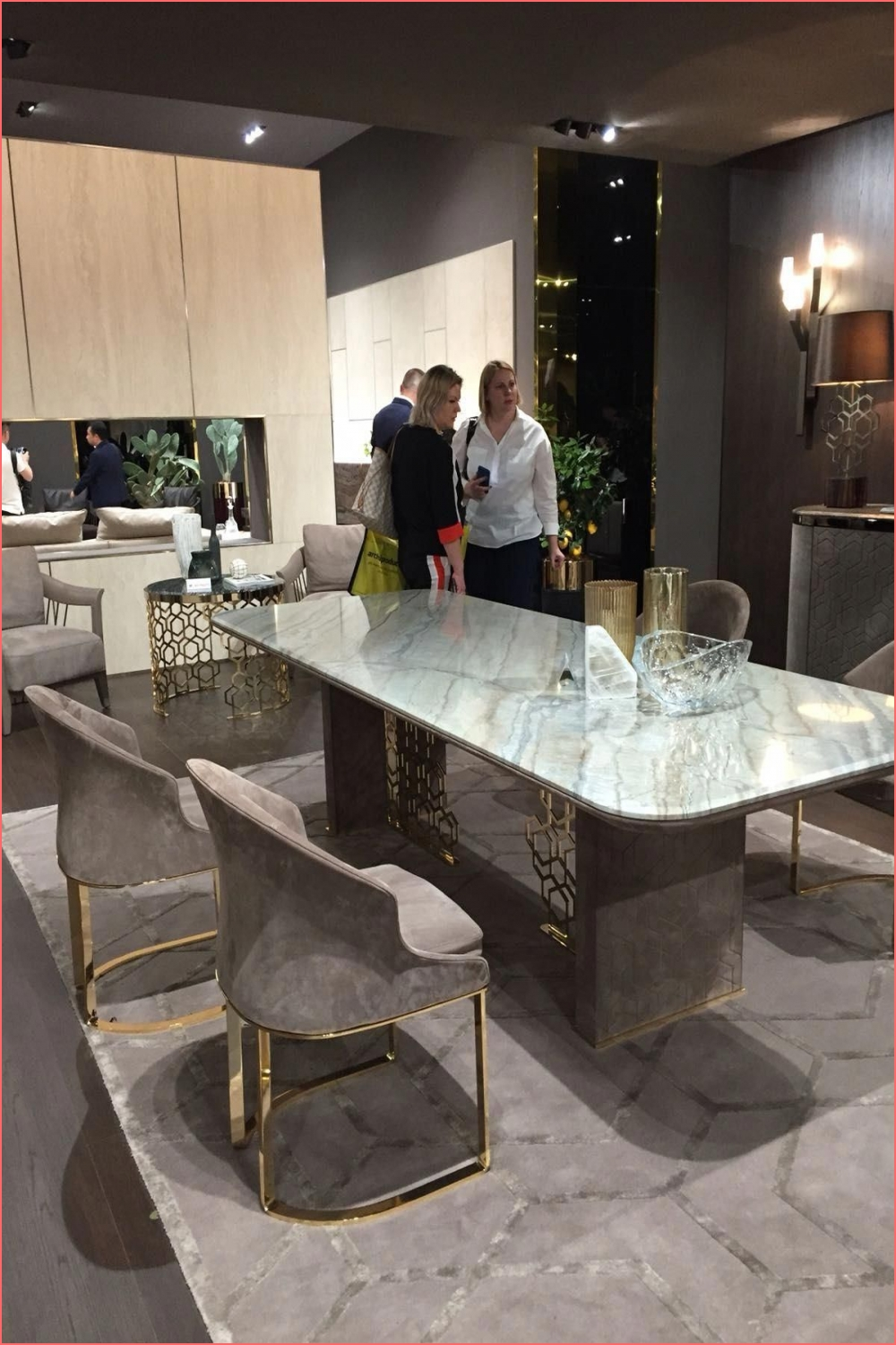 9 Modern Dining Tables For Small Spaces Home Morden on dining table design on dining table design post on 2020-11-24 16:29:04