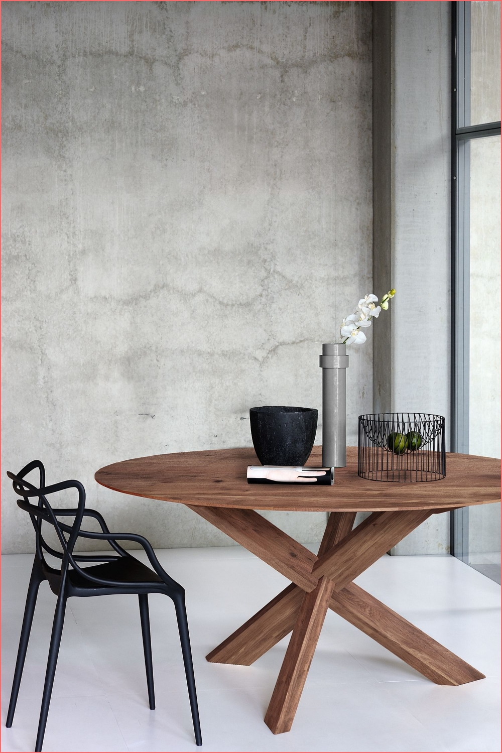 Circle Dining Table in 2020 on dining table design on dining table design post on 2020-11-24 16:29:04