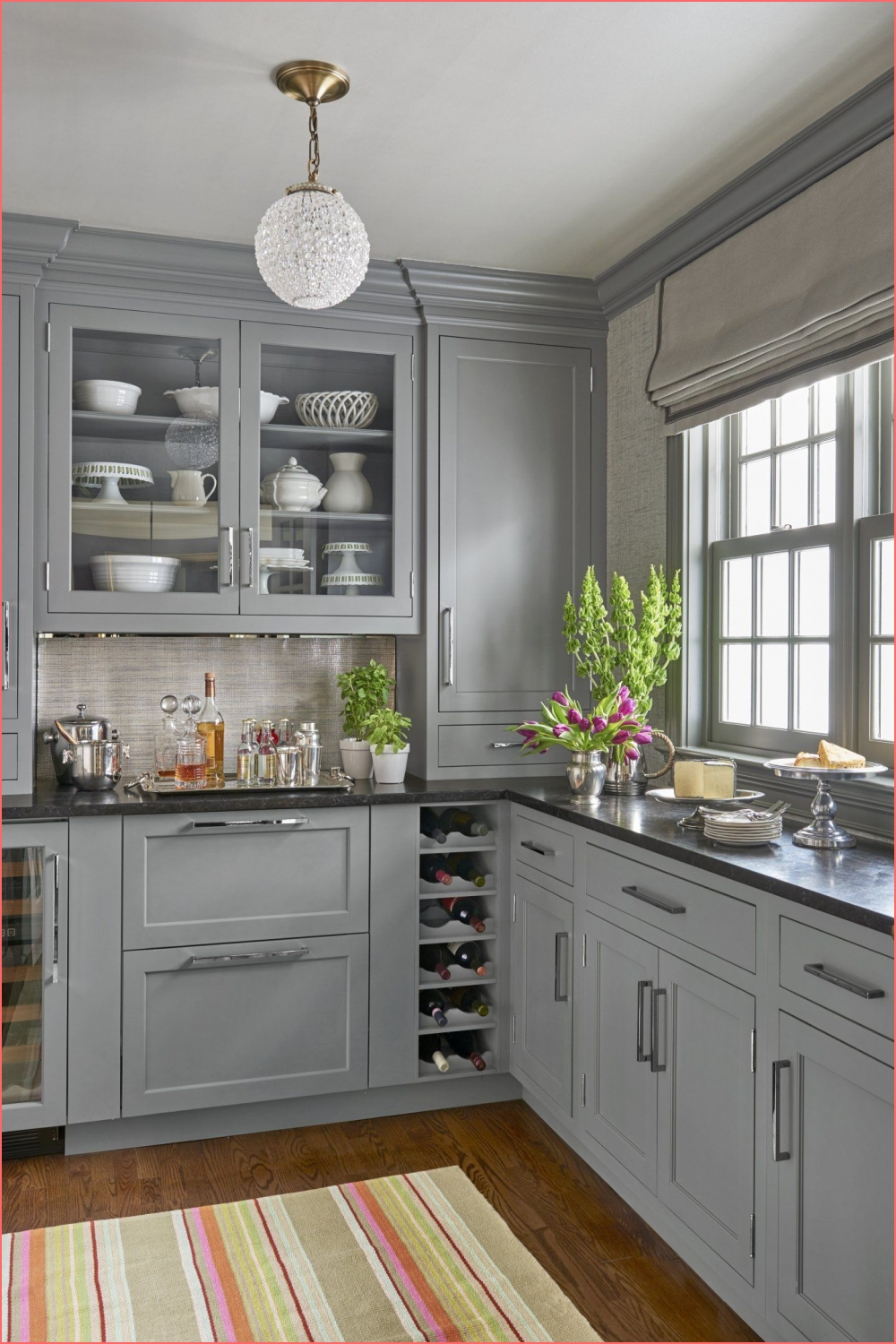Gray Cabinets Black Countertops 11 Decoratoo on black and grey kitchen on black and grey kitchen post on 2020-11-21 15:53:52