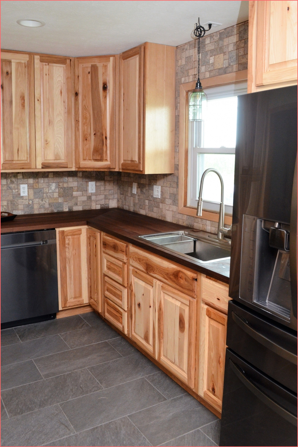 Haas Signature Collection Wood Species Rustic Hickory on rustic hickory kitchen cabinets on rustic hickory kitchen cabinets post on 2020-11-24 16:13:23