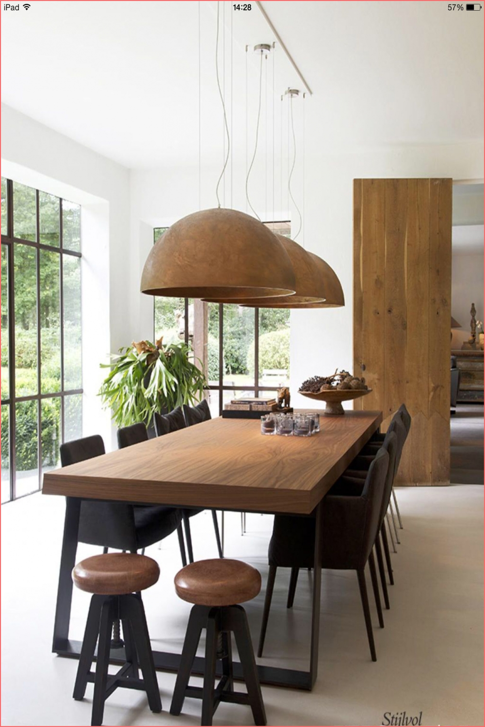 Make it simple but significant learn how to use black in on dining table design on dining table design post on 2020-11-24 16:29:04