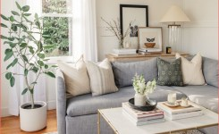 Simple Coffee Table Styling Harlowe James In 2020 On Living Room Interior Design Of Living Room Interior Design
