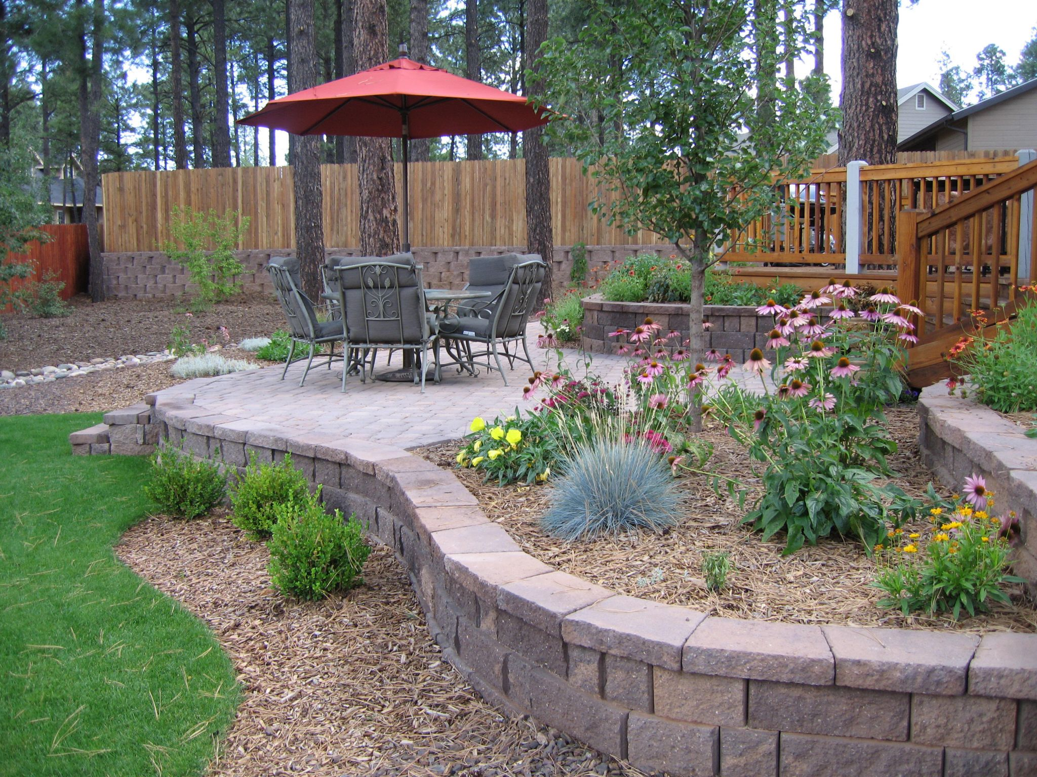 Create Your Beautiful Gardens with Small Backyard ... on Small Yard Landscaping id=51026