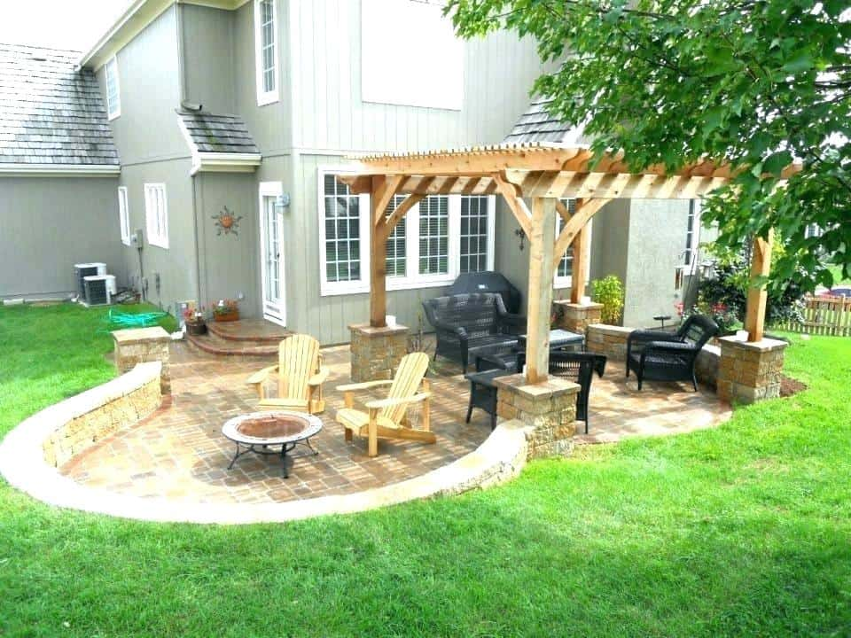 cool-backyard-ideas-decks-outdoor-step-patio-patios-images ... on Cool Backyard Decorations id=85249