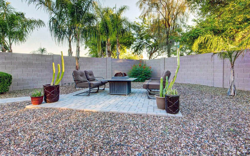 50 Best Gravel Patio Ideas (DIY Design Pictures ... on Backyard With Gravel Ideas id=16342