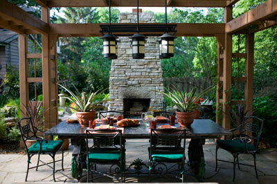 Remodeling ContractorAdding Privacy to your Outdoor Space ... on Living Spaces Outdoor Dining id=70552