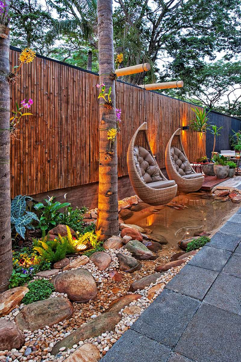 Amazing Ideas to Plan a Sloped Backyard That You Should ... on Small Patio Design Ideas id=25390