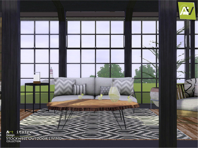 Emily CC Finds - Stockwell Outdoor Living by ArtVitalex ... on Cc Outdoor Living id=36617