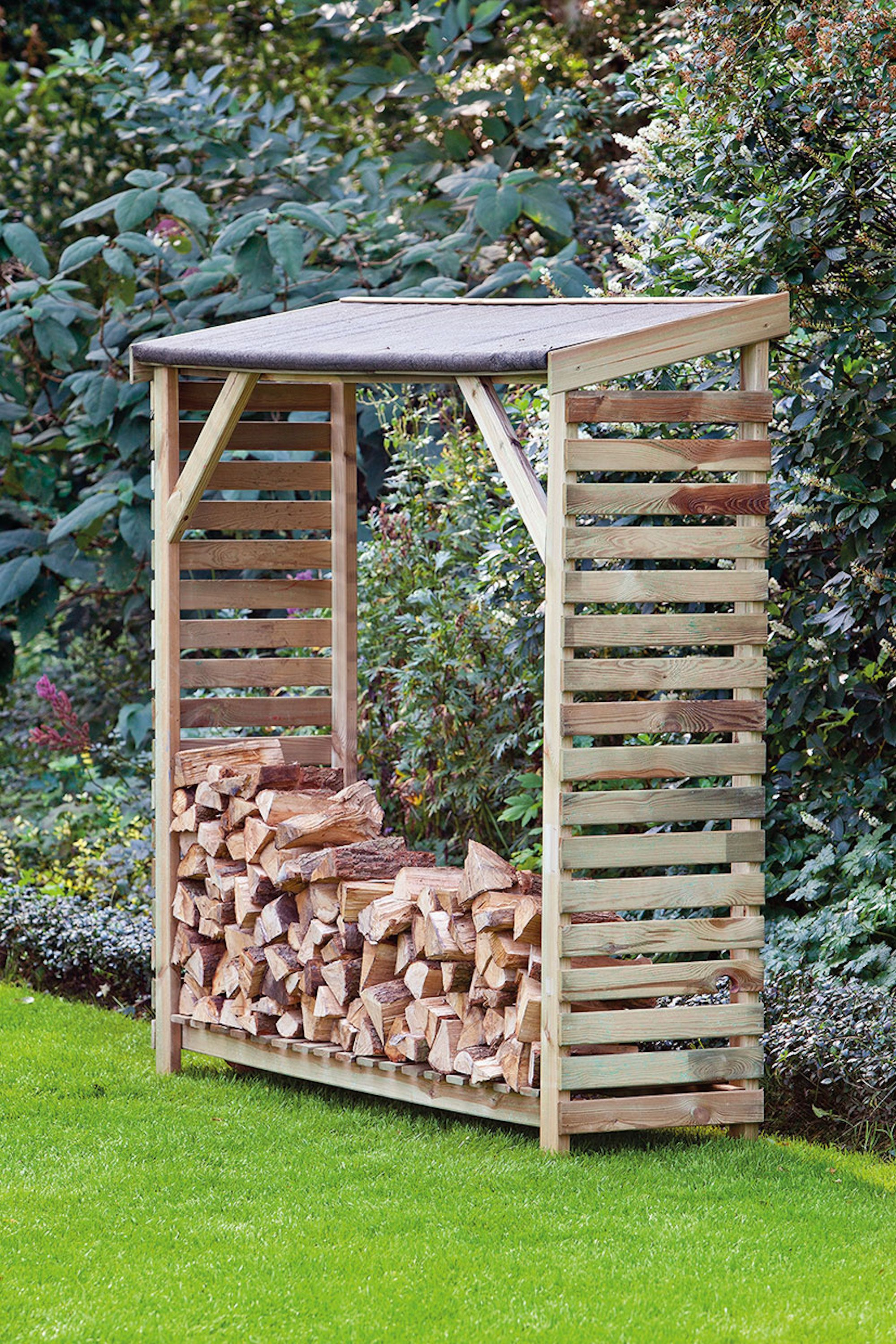 Log Store in 2020   Outdoor living, Log store, Outdoor on Outdoor Living Shop id=32579