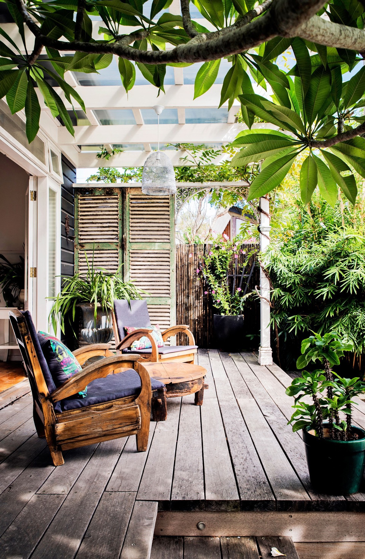 50 Gorgeous Outdoor Patio Design Ideas on Patio With Deck Ideas id=29493