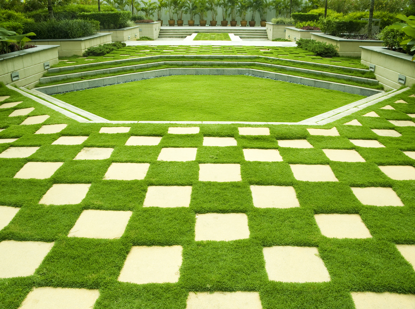 50 Brick Patio Patterns, Designs and Ideas on Patio Shape Designs id=73209