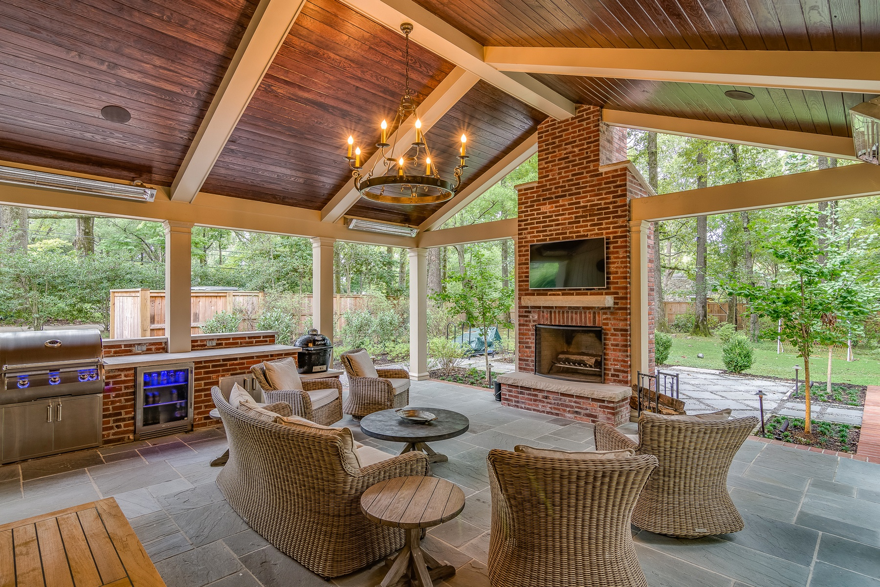 Get Inspired by These Amazing Outdoor Living Spaces on Covered Outdoor Living Area id=45933