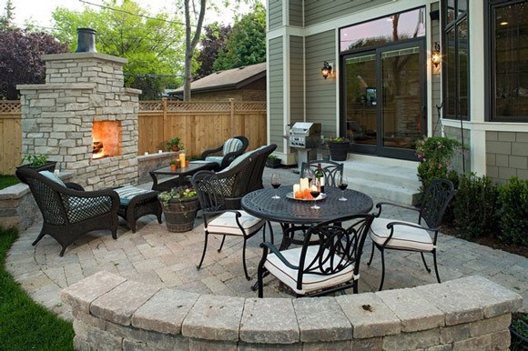 37 Amazing Outdoor Patio Design Ideas - Remodeling Expense on Patio Renovation Ideas id=43111