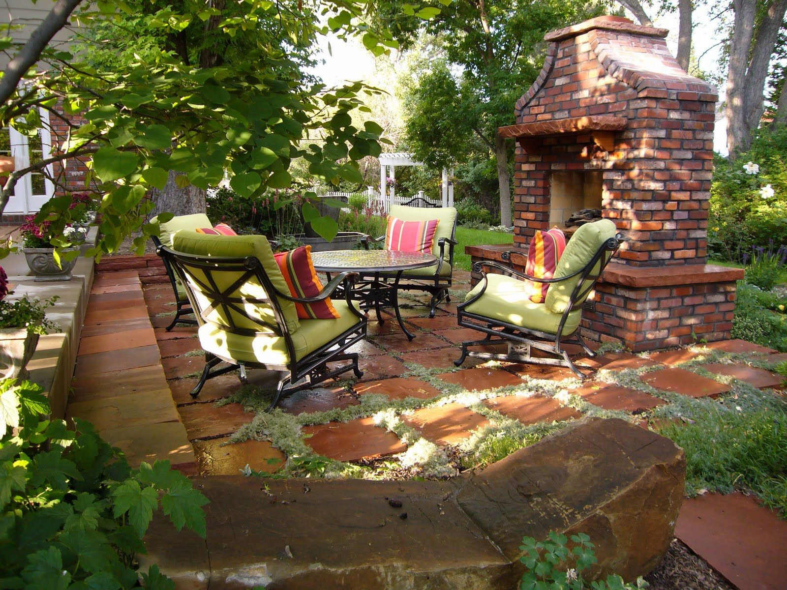 Backyard Patio Ideas for Making the Outdoor More ... on Porch Backyard Ideas id=99166