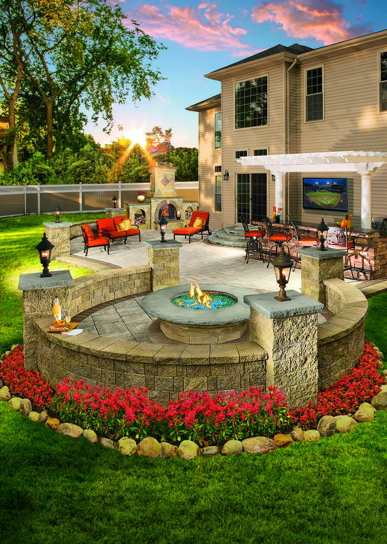 Garden Patios Costs, Plus Pros & Cons - Home Remodeling ... on Backyard Patio Cost id=12386