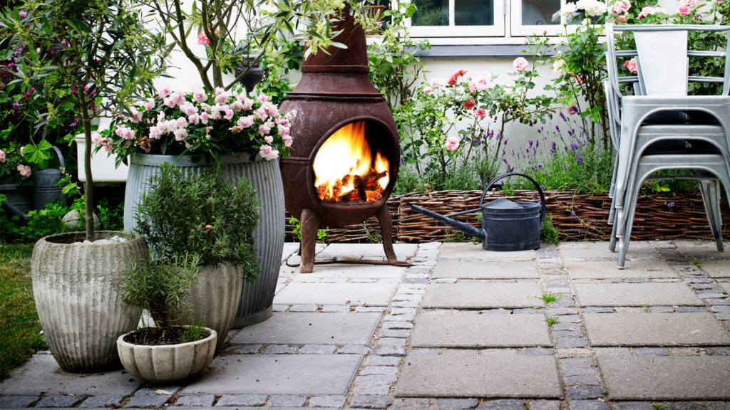 6 Concrete Patio Ideas to Boost the Appeal of That Drab ... on Backyard Masonry Ideas id=85804