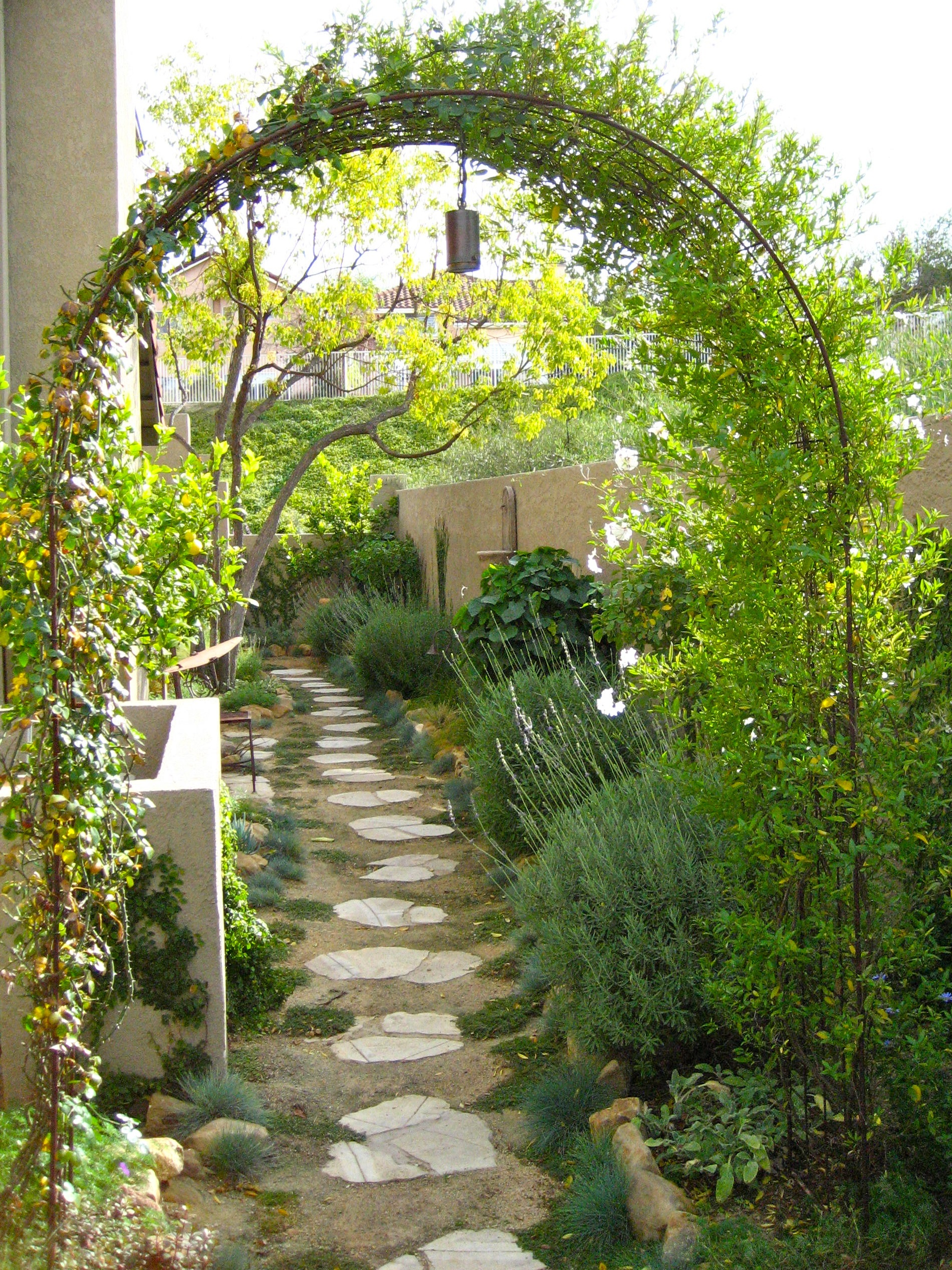Landscape Designs For Small Side Yards Garden Area ... on Front Side Yard Ideas id=37263