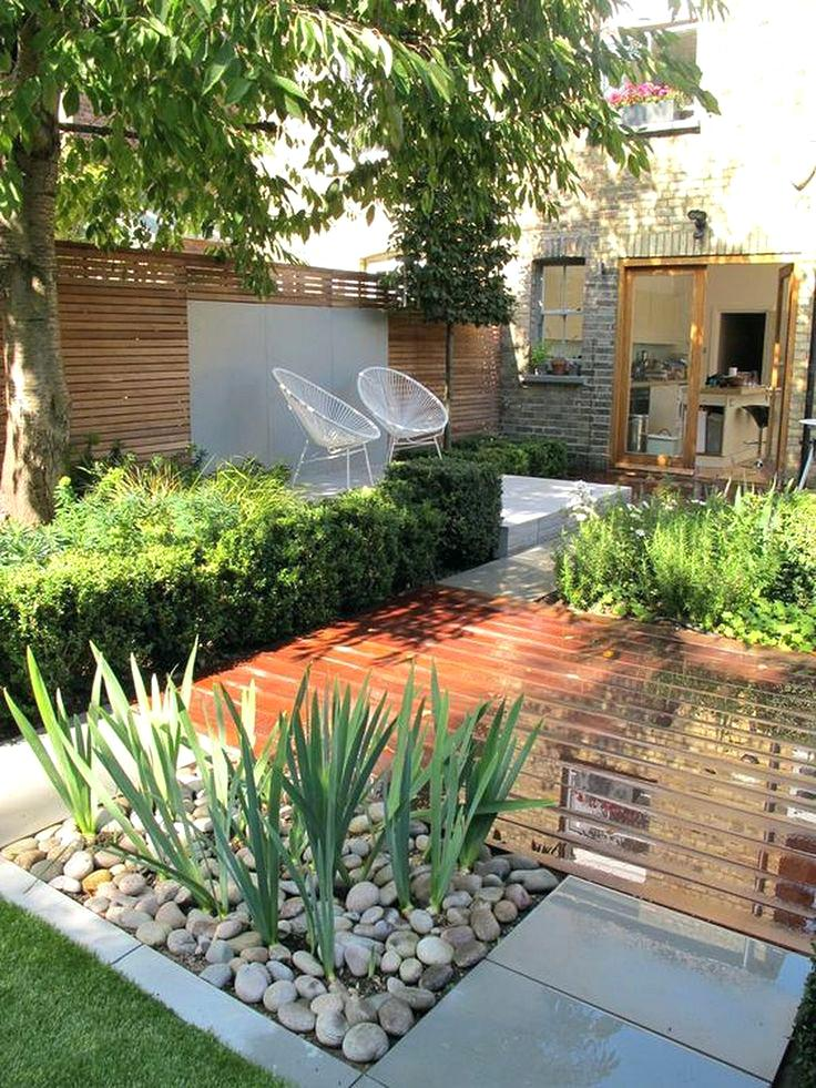 Backyard Landscaping Patio Rectangle Small Rectangular ... on Landscape Design Small Area id=93645
