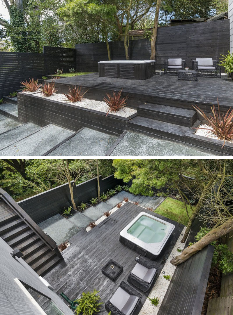 13 Multi-Level Backyards To Get You Inspired For A Summer ... on 2 Level Backyard Ideas id=59489