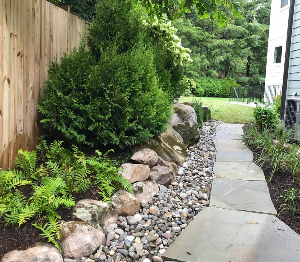 Landscaping Design Ideas for Small Yards | Surrounds ... on Small Yard Landscaping id=61571