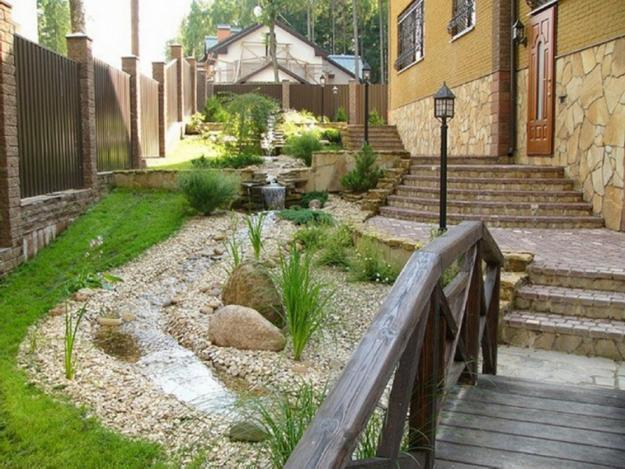25 Beautiful Hill Landscaping Ideas and Terracing Inspirations on Hill Backyard Ideas id=24576