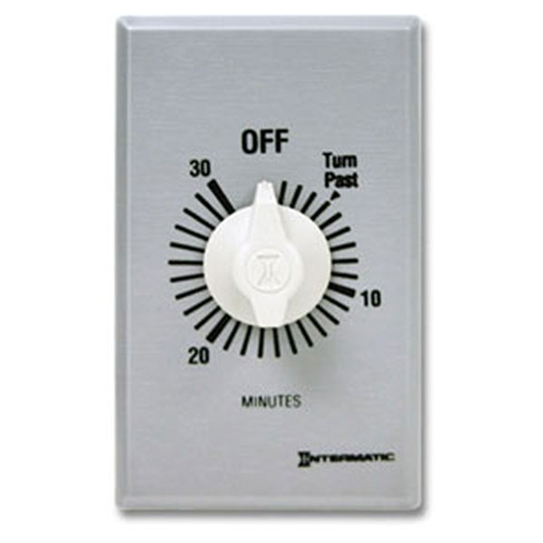 Intermatic 30 min. Time Cycle Spring Wound Timer FF30MC