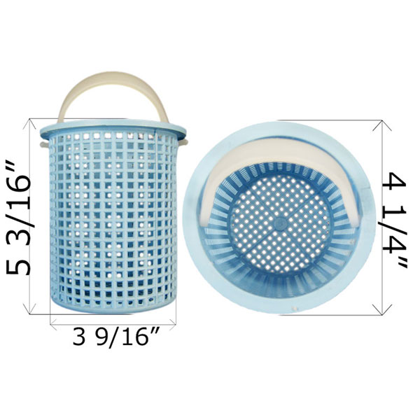 Aladdin Swimquip Pump Basket 162009 B-187