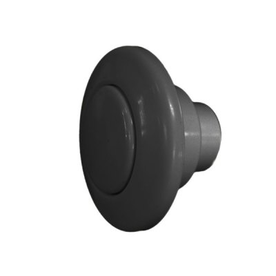 Allied Innovations Air Button Trim #15 Classic Black 951607-000