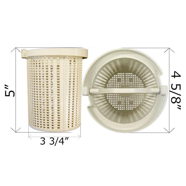 Aqua-Flo A-Series Pump Basket 91110000 B-33 V40-465 R38004