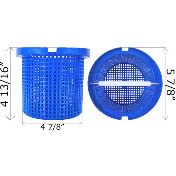 Aqua-Flo A-Series Pump Basket 91110010 B-34