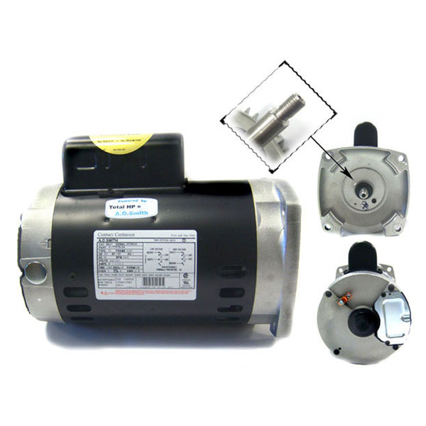 Aqua-Flo Dominator High-Head & Ultra-Flow Pump Motor 0.5 HP B846