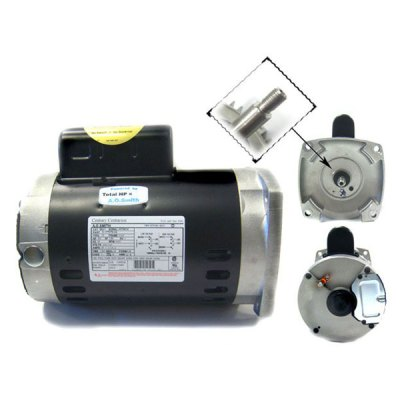 Aqua-Flo Dominator High-Head & Ultra-Flow Pump Motor 1.0 HP B848