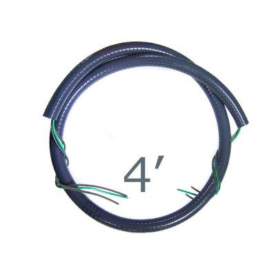 CMI 4 ft. 1/2 inch Whip Kit 220V 3-Wire WW1241-220
