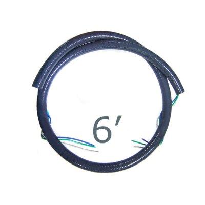 CMI 6 ft. 1/2 inch Whip Kit 110V 3-Wire WW1261-110