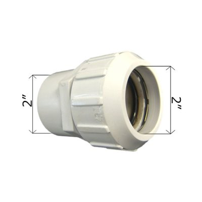 CMP Adapter 2 in. Copper to 2 in. PVC 21098-200-000