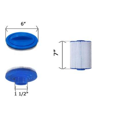 Cartridge Filter American Artesian 6CH-26