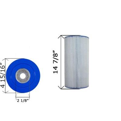 Cartridge Filter Cal Spas Martec Sonfarrel C-4305