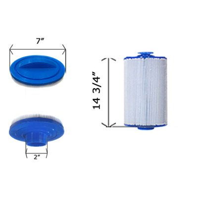 Cartridge Filter Dimension One Spas 7CH-752