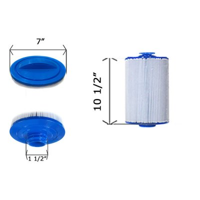 Cartridge Filter Dimension One Spas 7CH-975