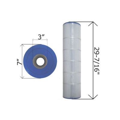 Cartridge Filter Hayward Star-Clear C750 C-7676
