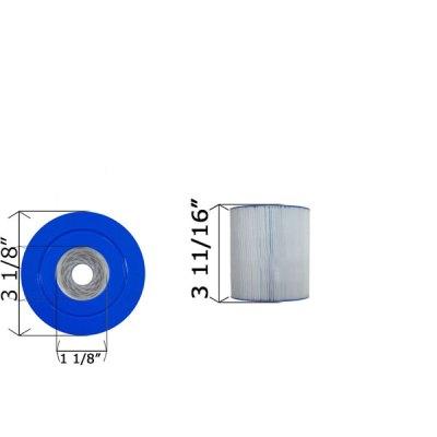 Cartridge Filter Intex in.Ein. skim filter C-3302