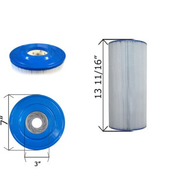 Cartridge Filter Jacuzzi CE C-7304