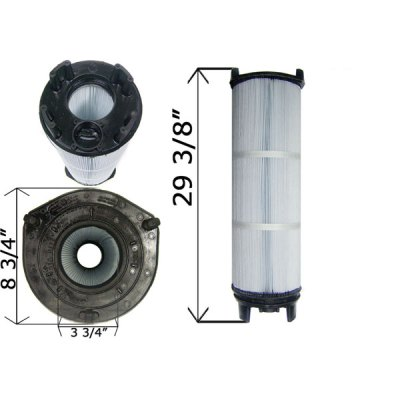 Cartridge Filter Sta-Rite System:3 S7M120 25021-0200S